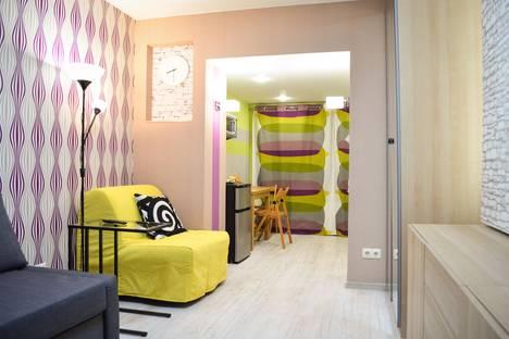 Сдается 1-комнатная квартира посуточнов Томске, ул. Киевская, 9.