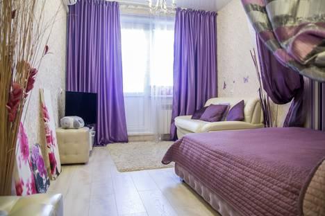 Сдается 1-комнатная квартира посуточно в Красноярске, Батурина 20.