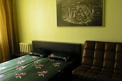 Сдается 2-комнатная квартира посуточно в Ульяновске, переулок Буинский, 1.