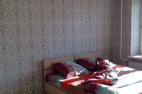 Сдается 1-комнатная квартира посуточно в Архангельске, ул. Воскресенская, 55.