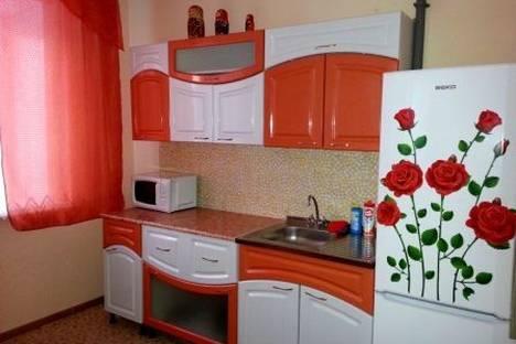 Сдается 1-комнатная квартира посуточно в Тобольске, 3Б микрорайон, д.21.