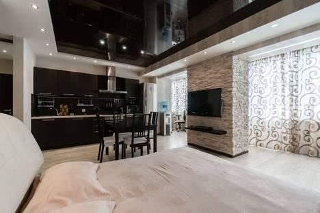 Сдается 1-комнатная квартира посуточно в Челябинске, ул. Академика Королева, 23.
