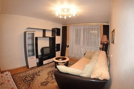Сдается 2-комнатная квартира посуточно во Владимире, Лакина 129.