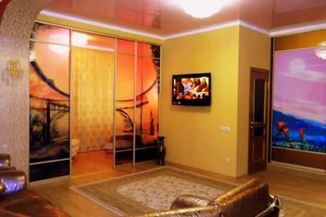 Сдается 2-комнатная квартира посуточнов Сочи, Дмитриевой 5.