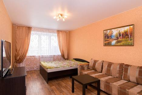 Сдается 1-комнатная квартира посуточнов Екатеринбурге, УЛ. БЕЛИНСКОГО, 137.