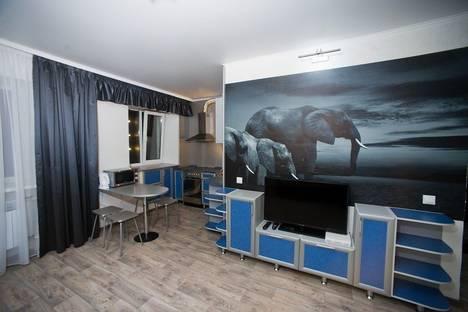 Сдается 2-комнатная квартира посуточнов Тюмени, ул. Ленина, 9.