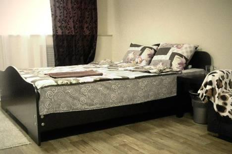Сдается 1-комнатная квартира посуточнов Новочебоксарске, Строителей 5/1.