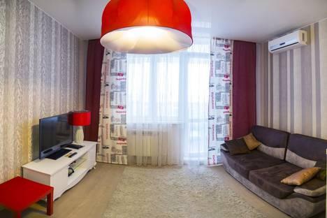 Сдается 2-комнатная квартира посуточнов Сосновоборске, Алексеева 43.
