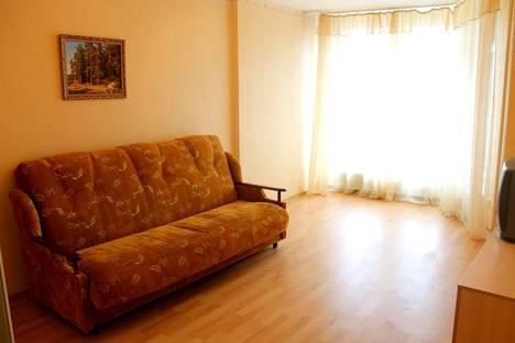 Сдается 3-комнатная квартира посуточно, ул. им Пархоменко, 31.