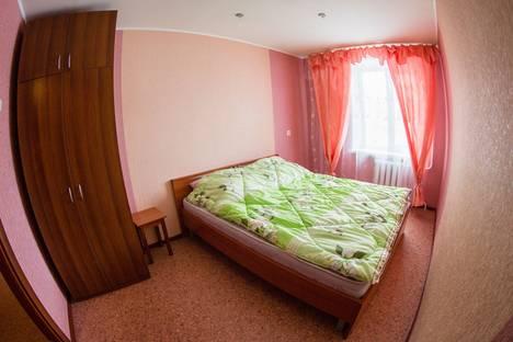 Сдается 2-комнатная квартира посуточнов Томске, проспект Фрунзе, д.102.