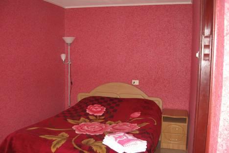 Сдается 1-комнатная квартира посуточно в Рыбинске, ул. Луначарского, 27.