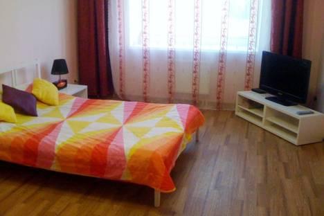 Сдается 1-комнатная квартира посуточно в Твери, Озёрная , 7 корпус 1.