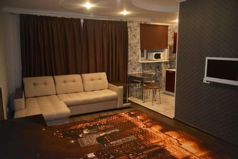 Сдается 1-комнатная квартира посуточно в Ярославле, ул. Рыбинская, 49а.