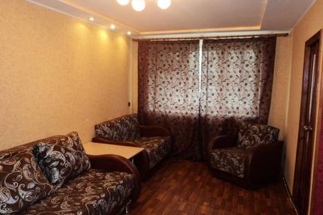 Сдается 3-комнатная квартира посуточно в Нижнем Новгороде, площадь Лядова, 3.