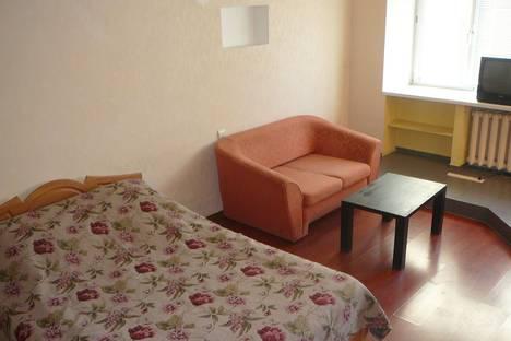 Сдается 1-комнатная квартира посуточнов Тюмени, Мельникайте д. 96.