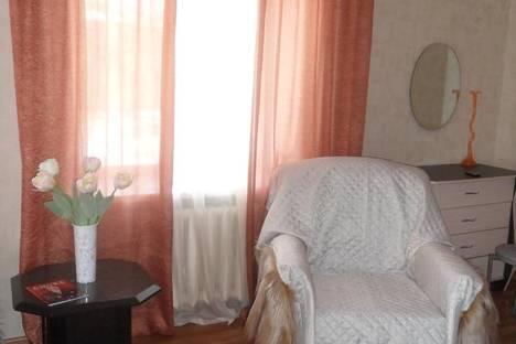 Сдается 1-комнатная квартира посуточно в Перми, ул. Мира, 9.