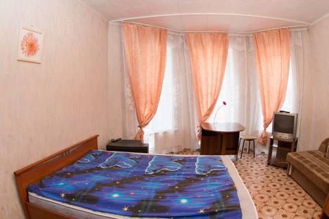 Сдается 1-комнатная квартира посуточнов Томске, ул. Лебедева, д.57.