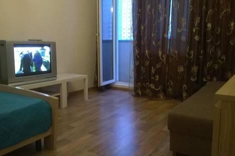 Сдается 1-комнатная квартира посуточнов Санкт-Петербурге, ул. Коллонтай, 5.