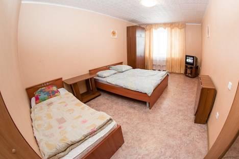 Сдается 1-комнатная квартира посуточнов Томске, Комсомольский проспект, д. 37.