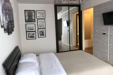 Сдается 1-комнатная квартира посуточно в Ачинске, 3й привокзальный д.19б.