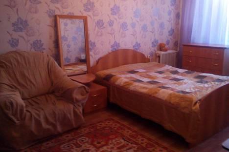 Сдается 1-комнатная квартира посуточно в Барнауле, Малахова 33.