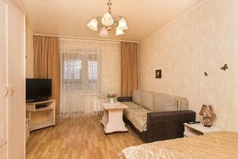Сдается 1-комнатная квартира посуточнов Екатеринбурге, ул.Смазчиков дом 3.