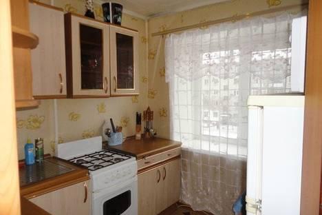 Сдается 1-комнатная квартира посуточнов Тюмени, ул. Мельникайте 95.