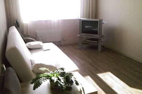 Сдается 2-комнатная квартира посуточно, площадь Ленина, 59.