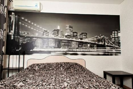 Сдается 1-комнатная квартира посуточно в Казани, ул. Академика Сахарова, 29.