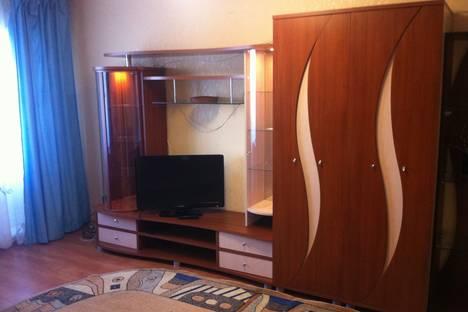 Сдается 1-комнатная квартира посуточно в Иркутске, ул.Трилиссера,107.