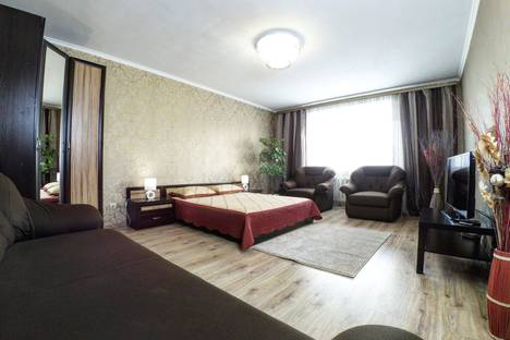 Сдается 1-комнатная квартира посуточно в Казани, Сахарова 20.