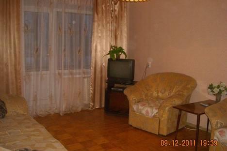 Сдается 1-комнатная квартира посуточнов Ульяновске, Новый город пр.ульяновский 2.