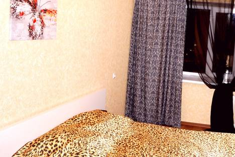 Сдается 1-комнатная квартира посуточно во Владимире, ул. Нижняя Дуброва, 21.