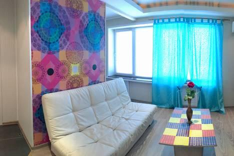 Сдается 1-комнатная квартира посуточно в Самаре, Проспект Ленина 1.