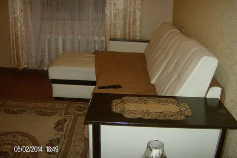 Сдается 1-комнатная квартира посуточново Владимире, Диктора Левитана 26.