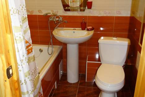 Сдается 1-комнатная квартира посуточно в Ставрополе, Пирогова 38/1.