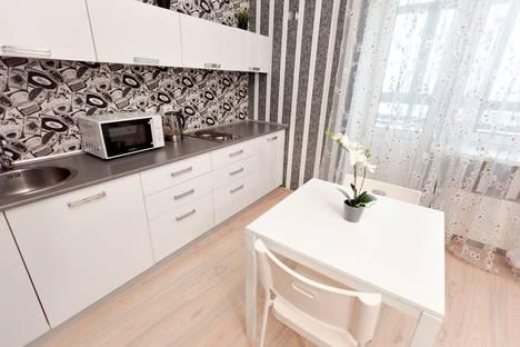 Сдается 1-комнатная квартира посуточно в Казани, Чистопольская 40.