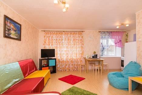 Сдается 1-комнатная квартира посуточнов Екатеринбурге, ул. Шейнкмана, 32.