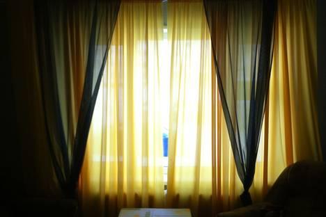 Сдается 1-комнатная квартира посуточно в Надыме, ул. Полярная, 15.
