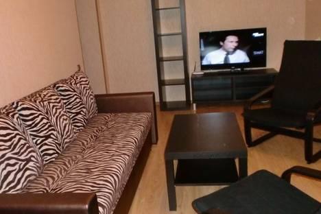 Сдается 2-комнатная квартира посуточнов Уфе, Цюрупы,84.