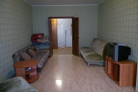 Сдается 1-комнатная квартира посуточнов Нефтекамске, ул. Карла Маркса, 9.
