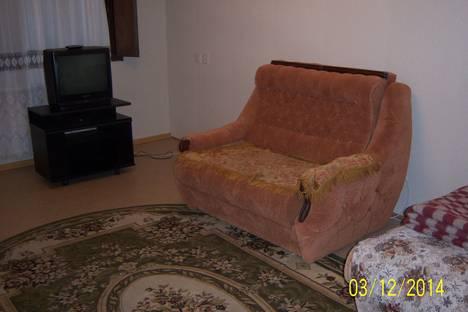 Сдается 1-комнатная квартира посуточно в Костомукше, ул. Мира, 10.
