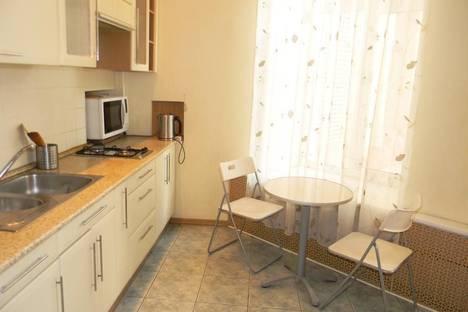 Сдается 1-комнатная квартира посуточнов Костомукше, ул. Ленина д.1.