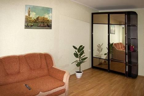 Сдается 1-комнатная квартира посуточнов Белгороде, бул. Юности, 33.