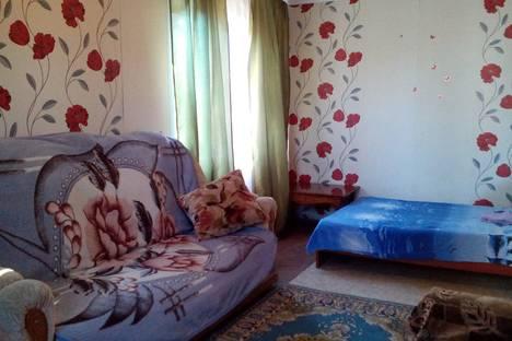 Сдается 1-комнатная квартира посуточнов Новоалтайске, ул. Антона Петрова, 110.