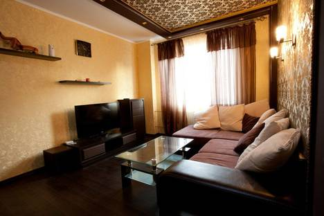 Сдается 1-комнатная квартира посуточнов Балабанове, ул. Калужская, д.26.