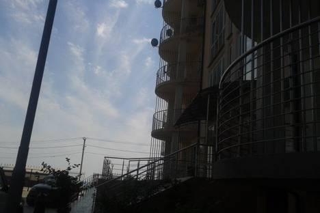 Сдается 1-комнатная квартира посуточно в Туапсе, п.Джубга, Портовая ул., 14.