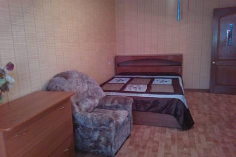 Сдается 1-комнатная квартира посуточнов Уфе, Бабушкина 19.