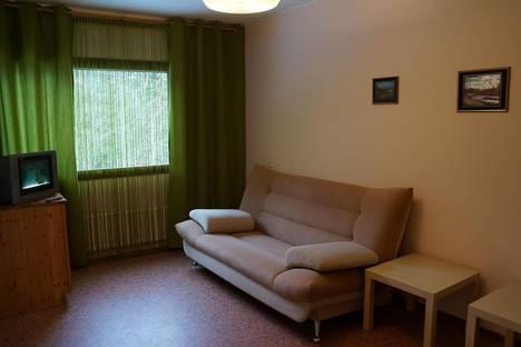 Сдается 1-комнатная квартира посуточнов Костомукше, ул. Мира, 10.