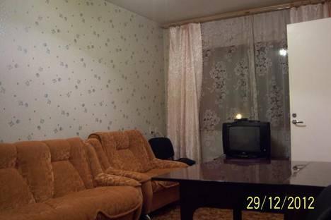 Сдается 1-комнатная квартира посуточнов Костомукше, шоссе Горняков, 3.